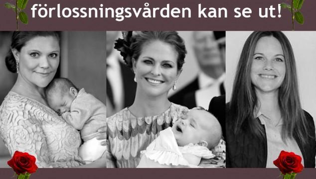 Prinsessor förlossning