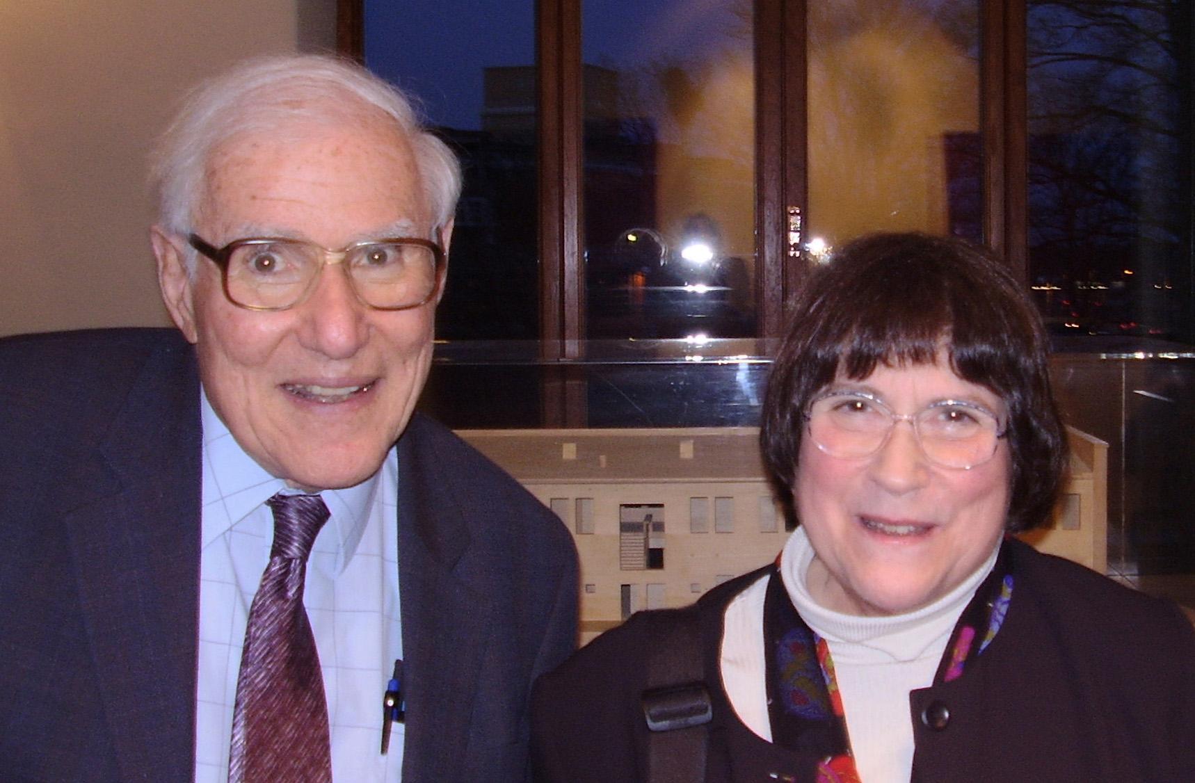 Marshall och Phyllis Klaus